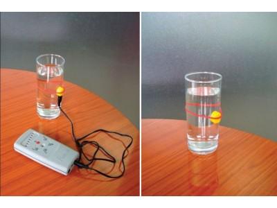 Cтруктурирование воды с помощью аппарата Радамир
